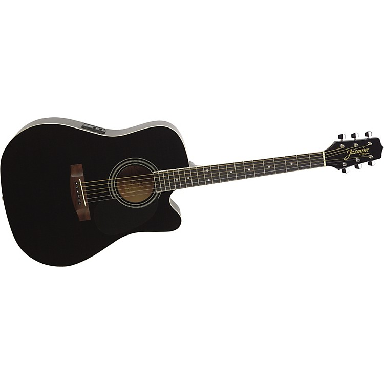 Jasmine ES31C Dreadnought Acoustic-Electric Guitar