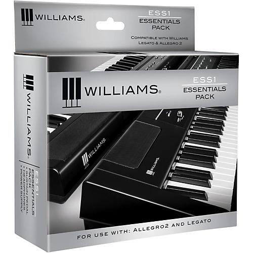 Williams ESS1 Essentials Pack for Legato and Allegro 2  Digital Pianos