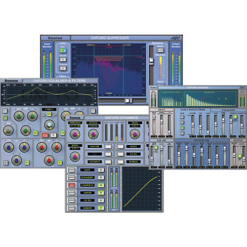 Sonnox ESSENTIAL Bundle HD / TDM Plug-Ins-thumbnail