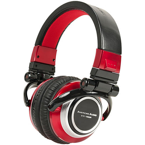 American DJ ETR 1000R DJ Headphones-thumbnail