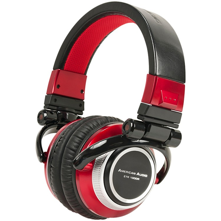 American Audio ETR 1000R DJ Headphones