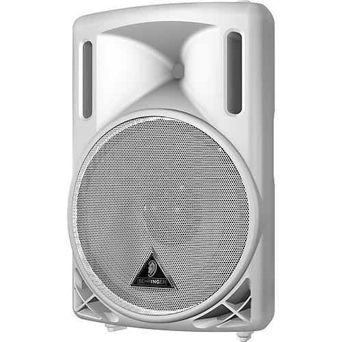 Behringer EUROLIVE B212D Active PA Speaker White