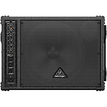 "Behringer EUROLIVE F1220D Bi-Amped 250w Monitor Speaker System w/ 12"" Woofer, 3"" Tweeter and Feedback Filter"