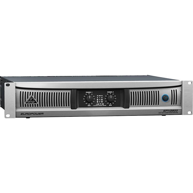 BehringerEUROPOWER EPX2800 Power Amp