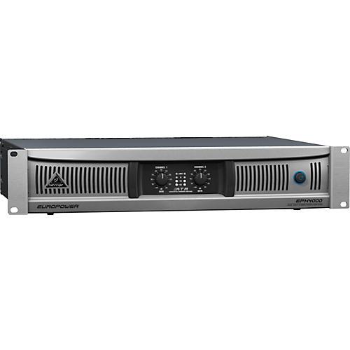 Behringer EUROPOWER EPX4000 Power Amp
