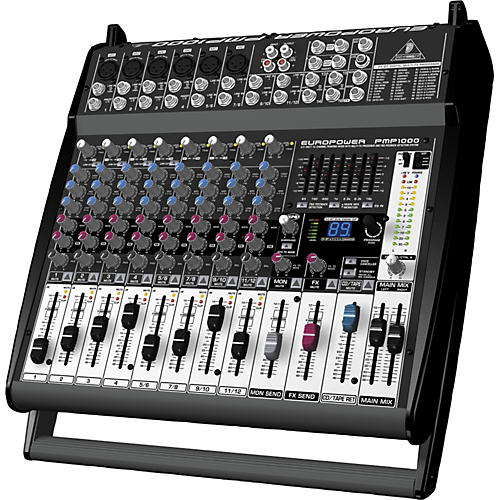 Behringer EUROPOWER PMP1000 Powered Mixer Pmp1000