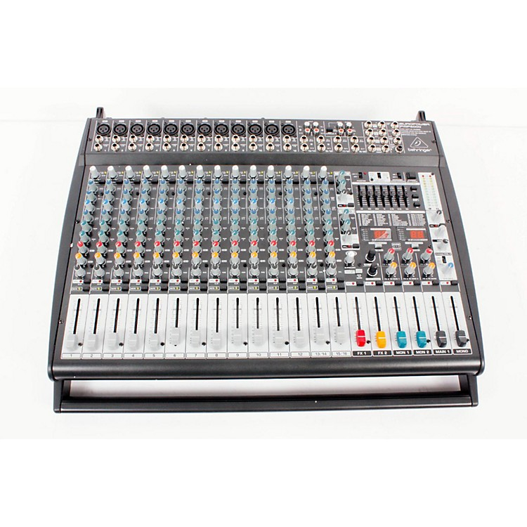 Behringer EUROPOWER PMP6000 20-Channel Powered Mixer