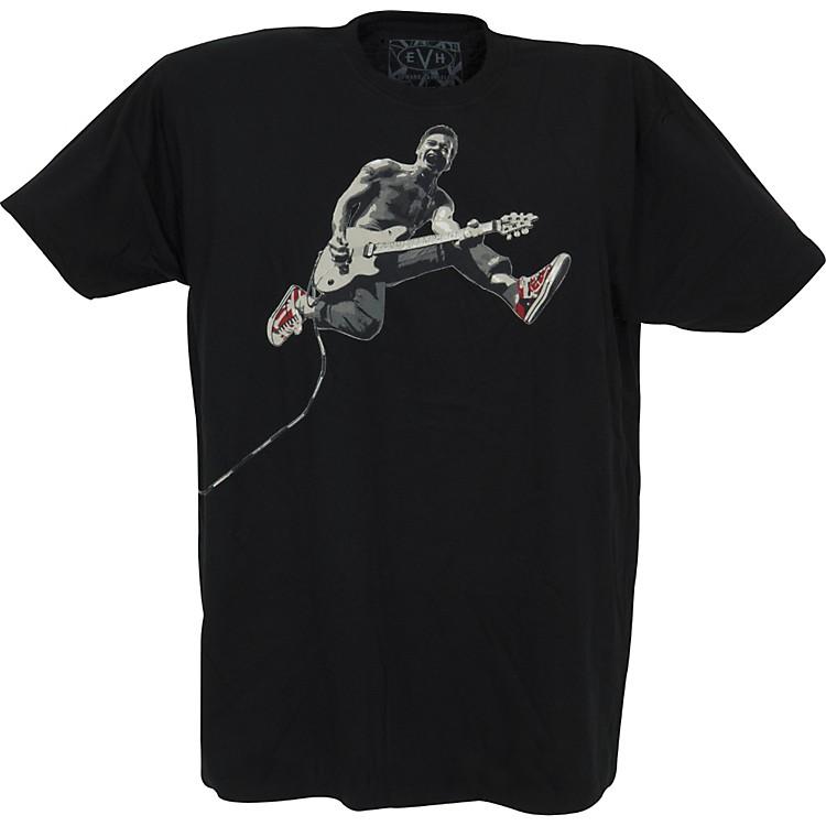 FEA MerchandisingEVH Eddie Jumping Slim Fit T-ShirtBlackMedium