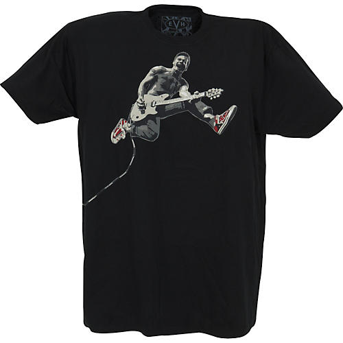 FEA Merchandising EVH Eddie Jumping Slim Fit T-Shirt