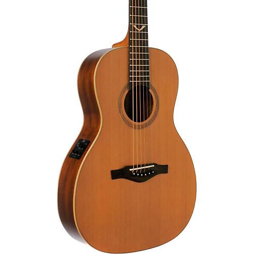 EKO EVO Series Parlor Acoustic-Electric Guitar-thumbnail