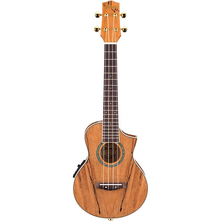 Ibanez EW Cutaway Concert Acoustic-Electric Ukulele With Bag