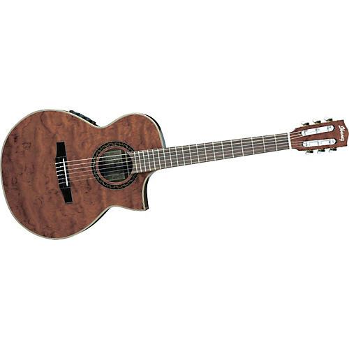 ibanez ew series ewn28bgent cutaway nylon string acoustic electric guitar musician 39 s friend. Black Bedroom Furniture Sets. Home Design Ideas