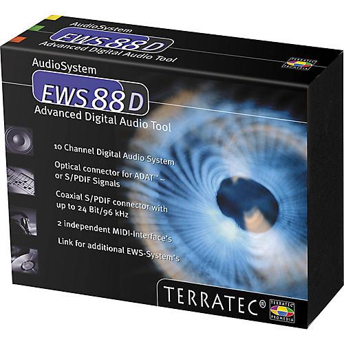 TerraTec EWS88D Digital Audio Soundcard