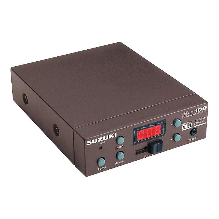 SuzukiEX-100 GM Sound Expander Module