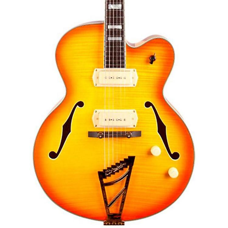 D'AngelicoEX-59 Hollowbody Electric GuitarSunburst
