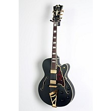 D'Angelico Excel Series DH Hollowbody Electric Guitar with Stairstep Tailpiece