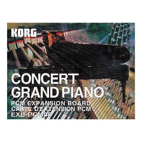 Korg EXB-PCM08 Concert Grand Piano Expansion Board-thumbnail