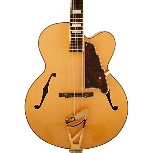 D'Angelico EXL-1A Acoustic-Electric Archtop Guitar-thumbnail