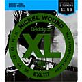 D'Addario EXL117 Medium Top/Extra-Heavy Bottom, Nickel-Wound Electric Guitar Strings