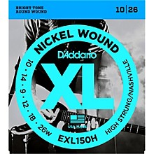 D'Addario EXL150H High-Strung Guitar Strings
