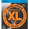 D'Addario EXL160M XL Medium Bass String Set  Thumbnail