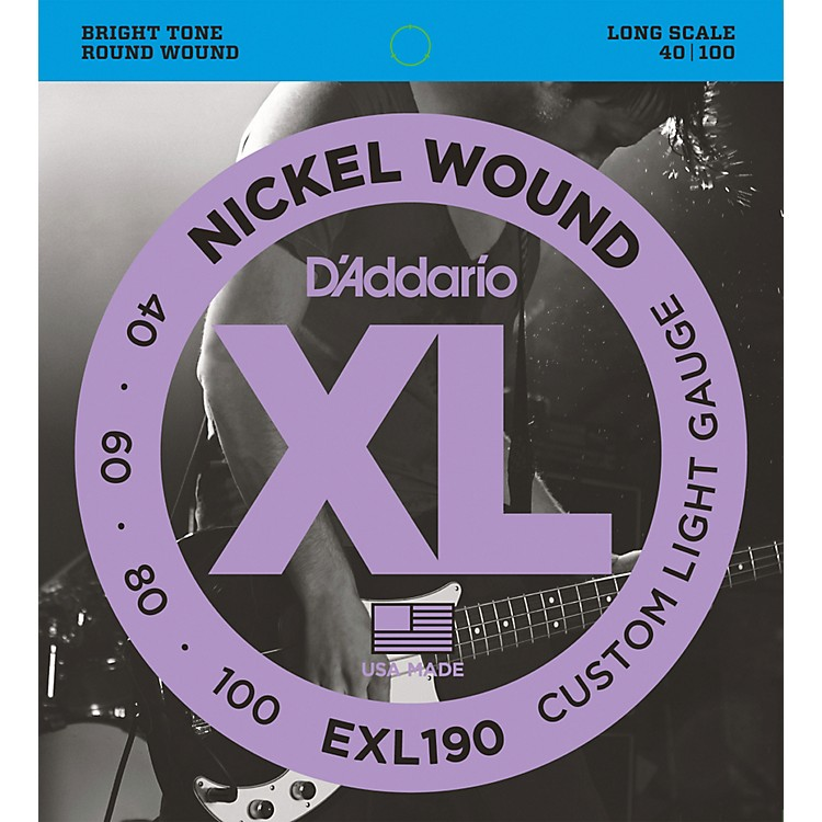 D'Addario EXL190 Strings