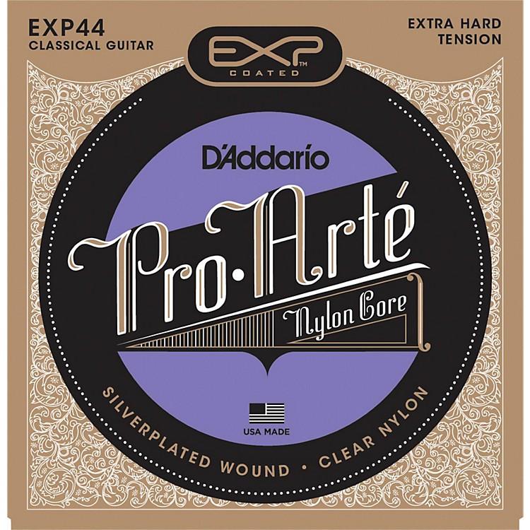 D'AddarioEXP44C Coated Extra Hard Classical Guitar Strings
