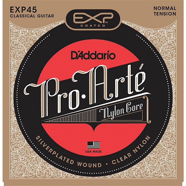 D'AddarioEXP45 Coated Nylon Guitar Strings Normal Tension