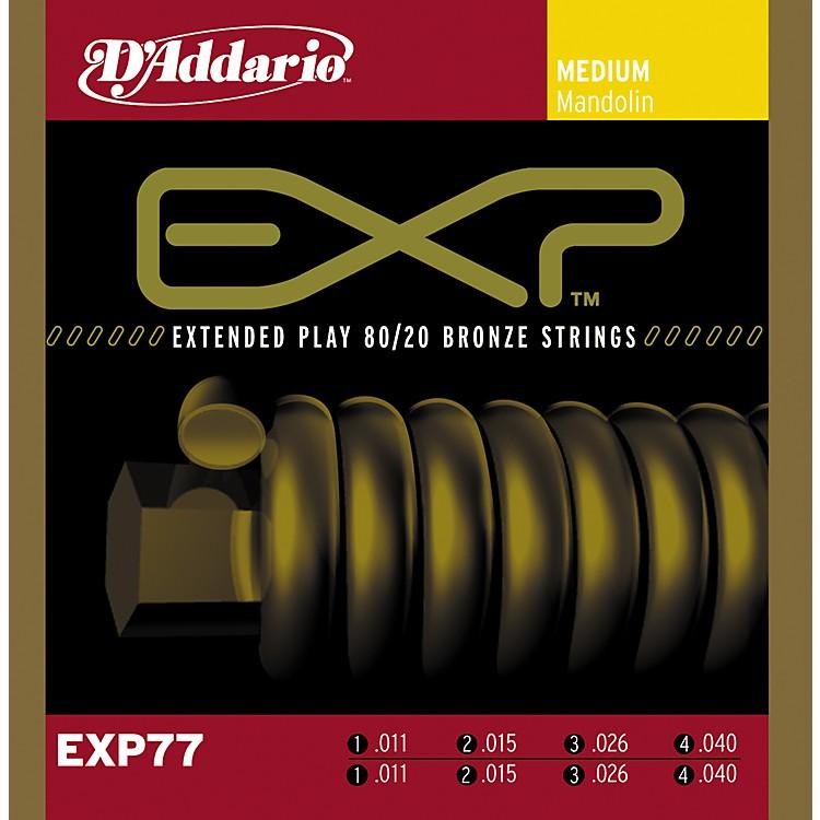 D'AddarioEXP77 Coated Mandolin Strings Medium