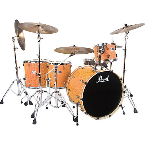 pearl exr chad smith 4 piece shell pack with snare musician 39 s friend. Black Bedroom Furniture Sets. Home Design Ideas