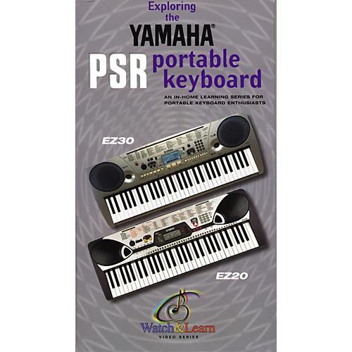 Yamaha EZ20 / EZ30 Instructional Video