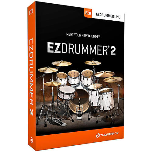 Toontrack EZdrummer 2 Software Download