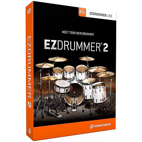 Toontrack EZdrummer 2 Upgrade Software Download