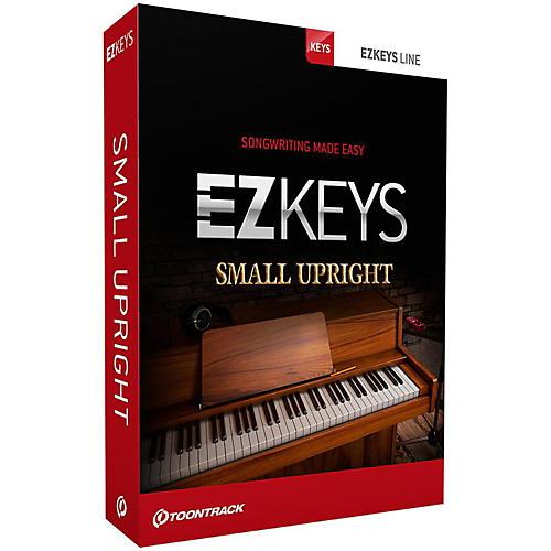 Toontrack EZkeys Small Upright Piano-thumbnail