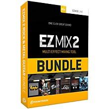 Toontrack EZmix 2 Rock & Metal Guitar Bundle Software Download