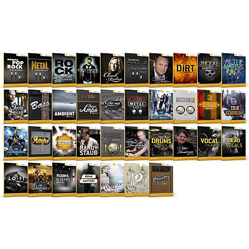 Toontrack EZmix Expansion Pack-thumbnail