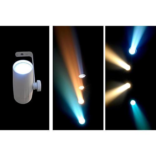 CHAUVET DJ EZpin IRC LED Pin Spot Light 6-Pack with IRC-6 Remote and VIP Gear Bag-thumbnail