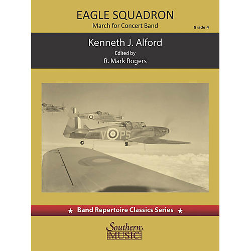 Southern Eagle Squadron March Concert Band Level 4-thumbnail