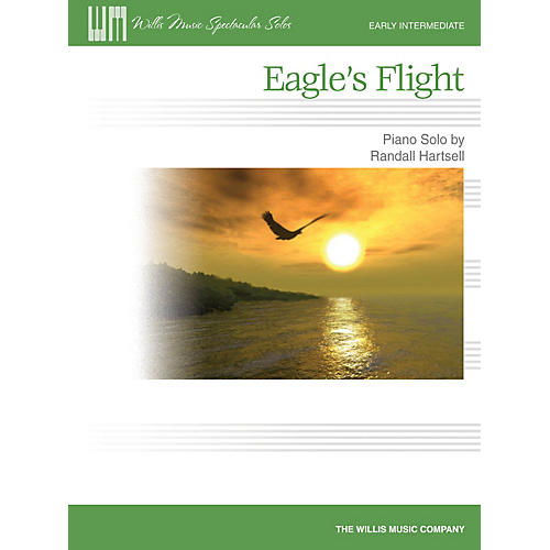 Willis Music Eagle's Flight (Willis Spectacular Solos Early Inter Level) Willis Series by Randall Hartsell-thumbnail