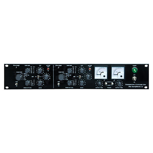 Thermionic Culture Early Bird 2.2 Dual-Channel Tube Preamp