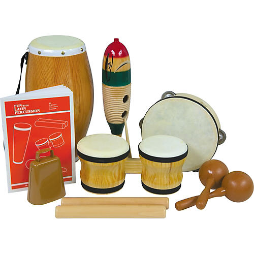 Rhythm Band Early Years Latin Percussion Set