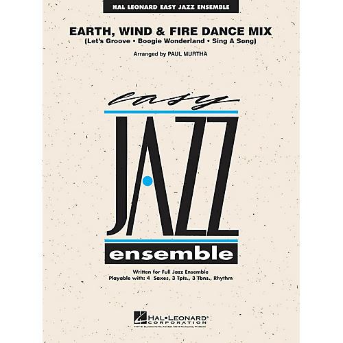 Hal Leonard Earth, Wind & Fire Dance Mix Jazz Band Level 2 Arranged by Paul Murtha-thumbnail