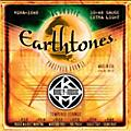 Kerly Music Earthtones Phosphor Bronze Acoustic Guitar Strings - Extra Light  Thumbnail
