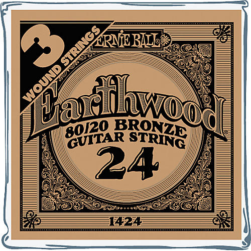 Ernie Ball Earthwood Single Strings