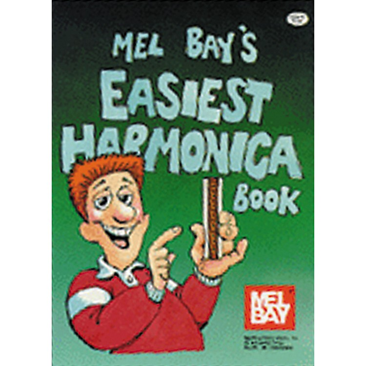 Mel Bay Easiest Harmonica Book