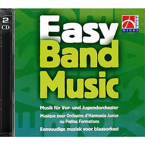 De Haske Music Easy Band Music (Brass Band CD) De Haske Brass Band CD Series CD  by Various-thumbnail