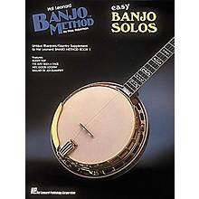 Hal Leonard Easy Banjo Solos