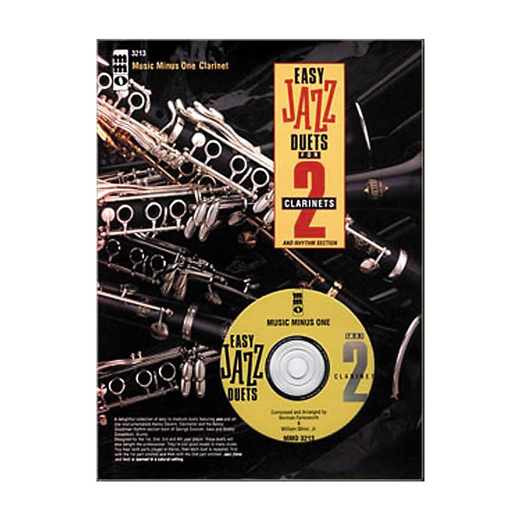 Hal LeonardEasy Clarinet Jazz Duets