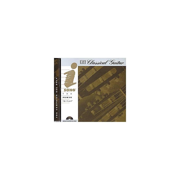 iSongEasy Classical Guitar (CD-ROM)