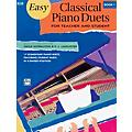 Alfred Easy Classical Piano Duets for Teacher and Student Book 1  Thumbnail